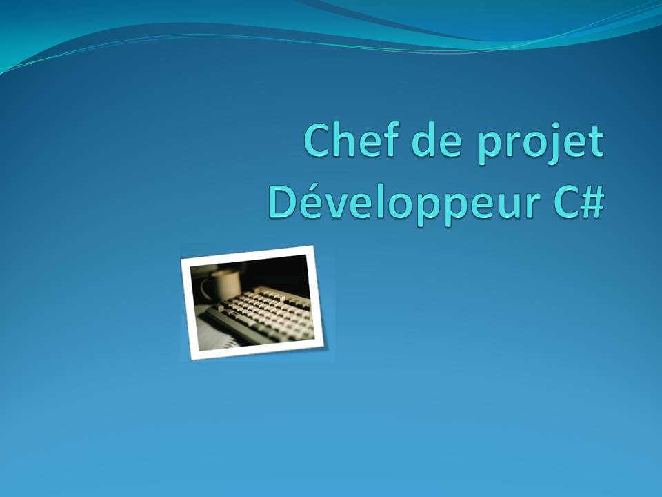 developpeur informatique image